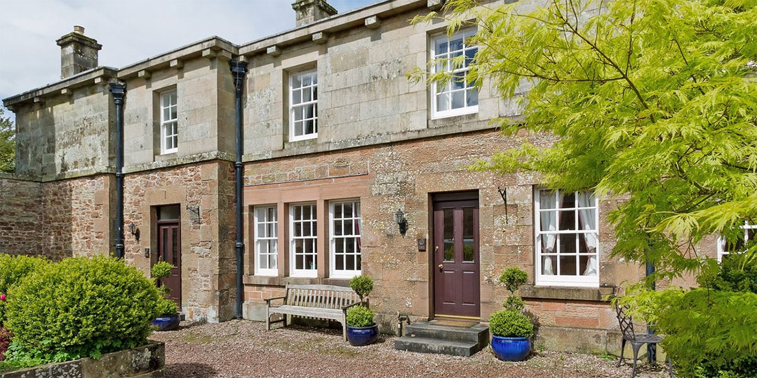 Annan holiday cottage